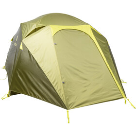 Marmot Limestone 4P Tente, green shadow/moss